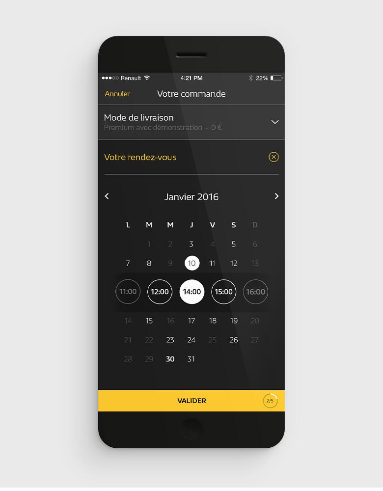 Access' Stories mobile 02 rdv