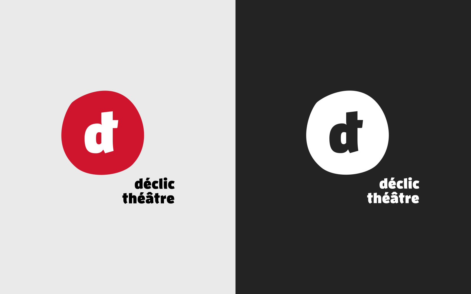 Declic Theatre Logo
