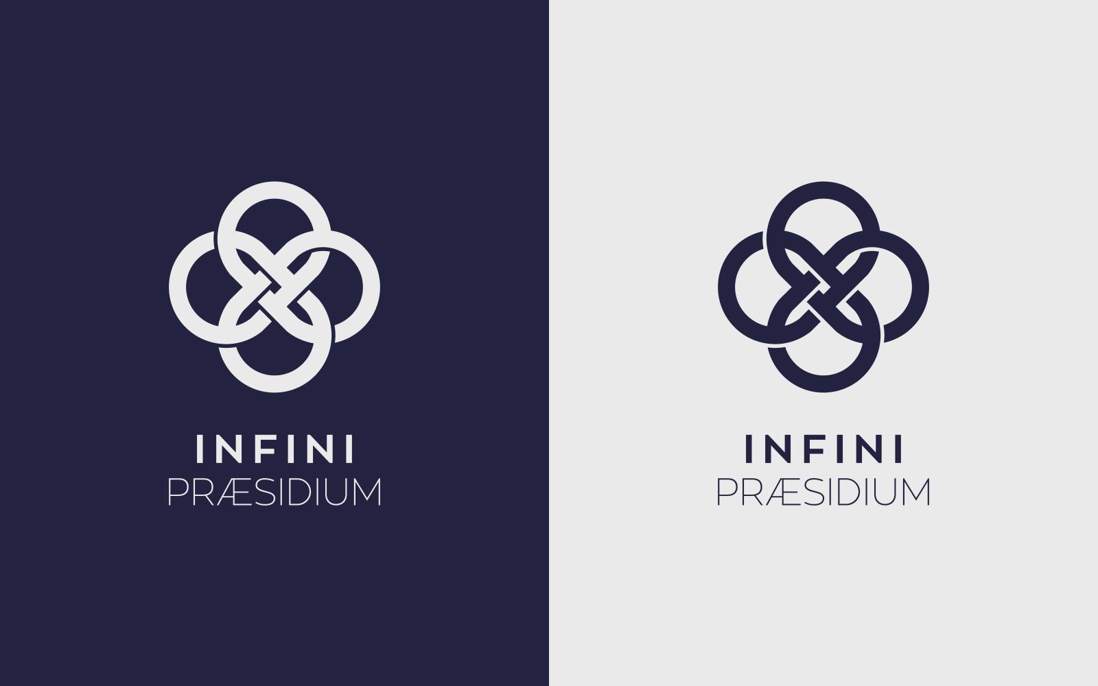 Infini præsidium monochrome