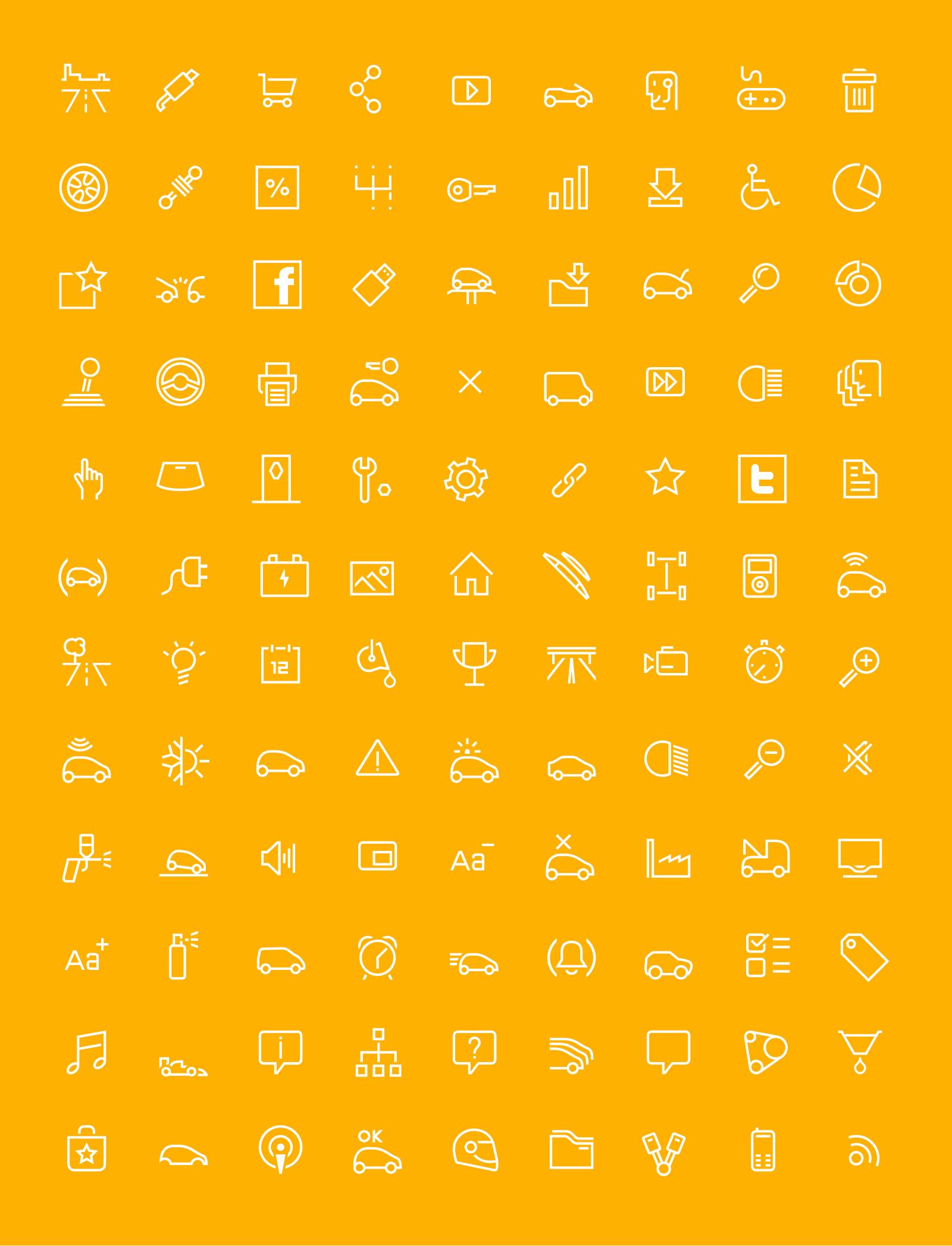 Pictogrammes Renault 02