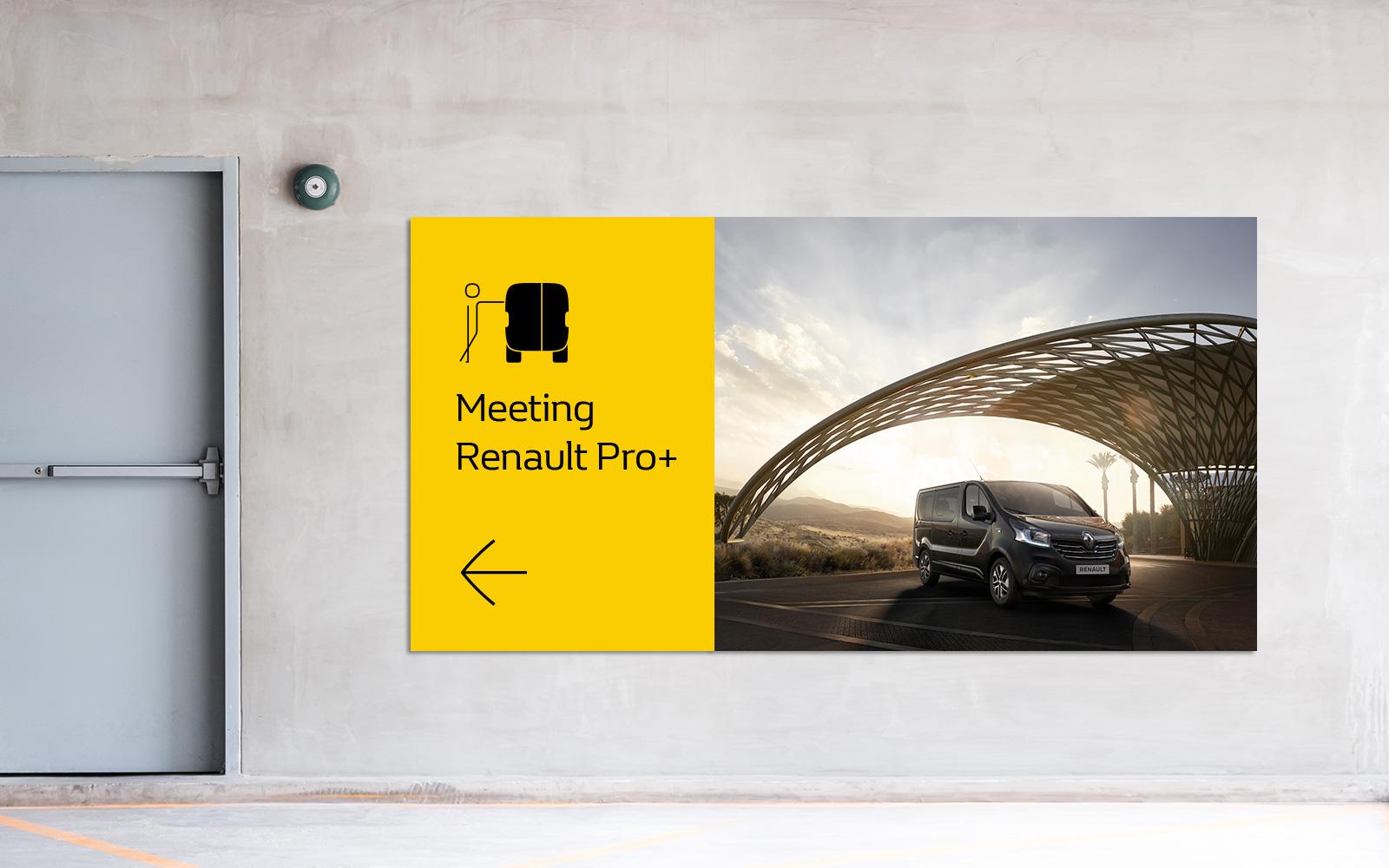 Pictogrammes Renault 2015 Affiche