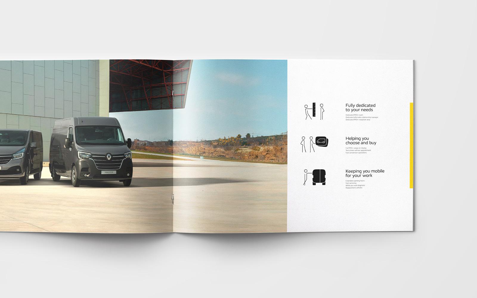 Pictogrammes Renault 2015 Brochure