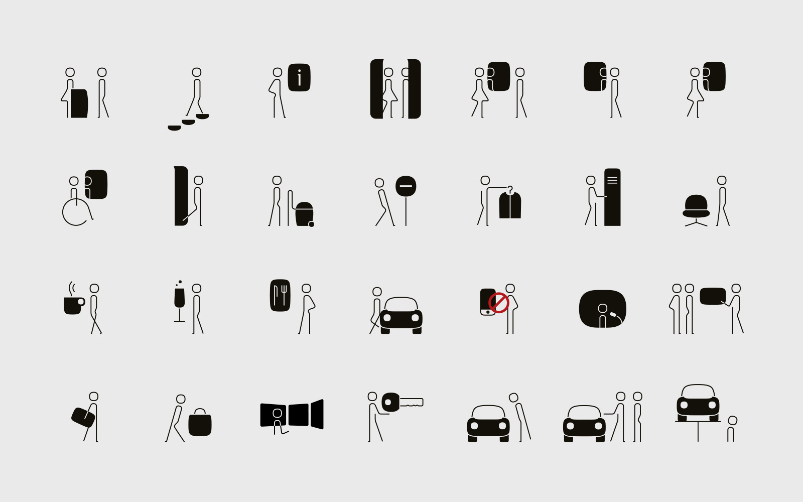 Pictogrammes Renault 2015 pictogrammes