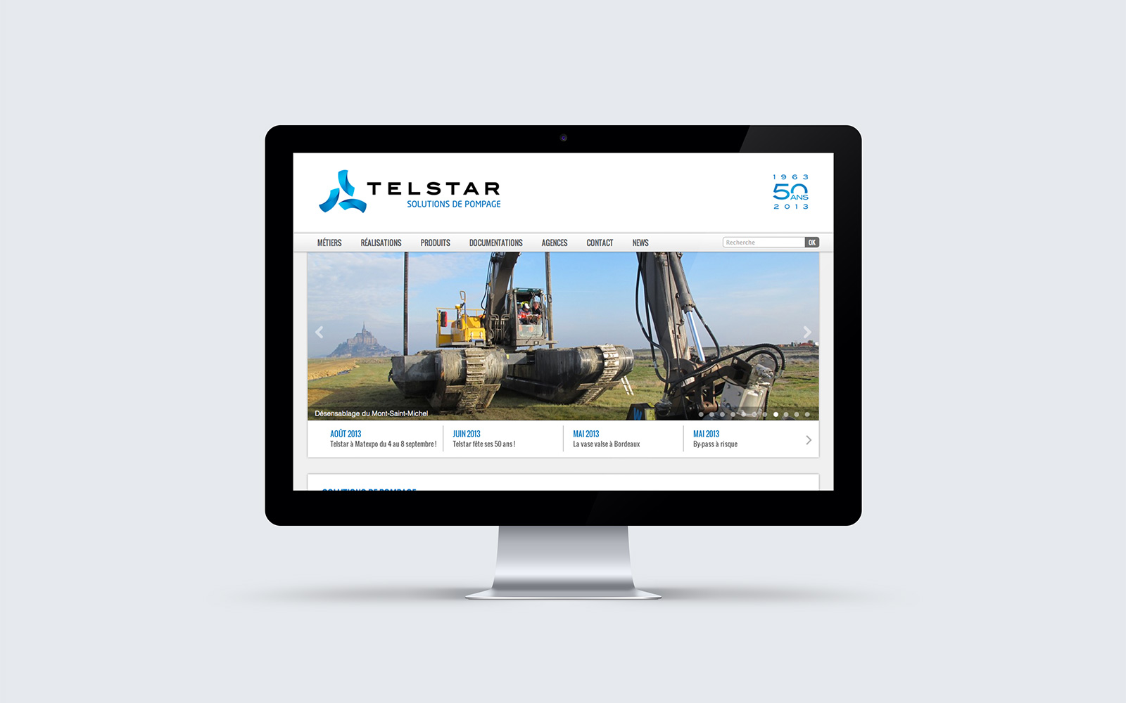 Telstar site